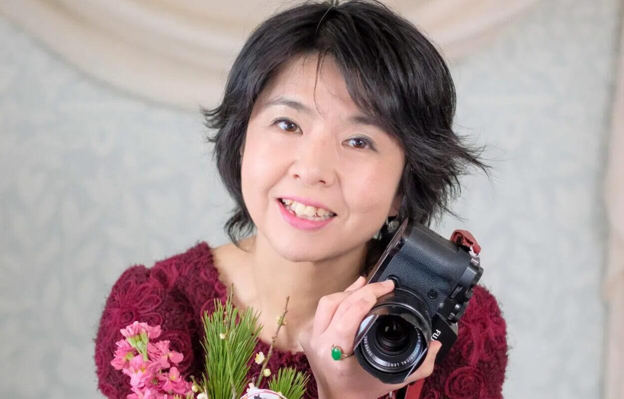 Michi Photography(未知フォトグラフィ)の渡辺未知の本人画像